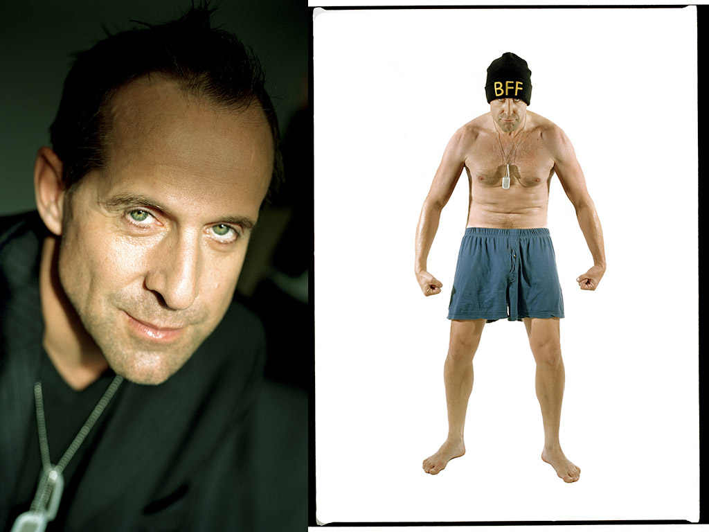<strong>Peter Stormare</strong> - Actor